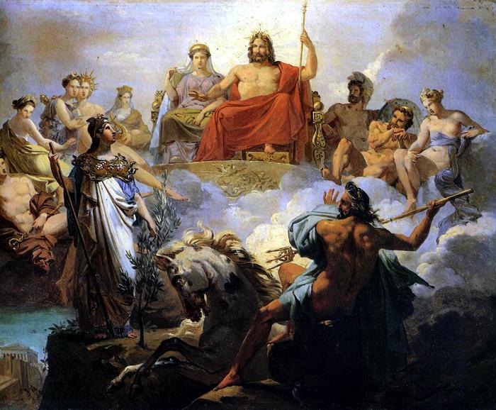 Римская мифология древнегреческая мифология
