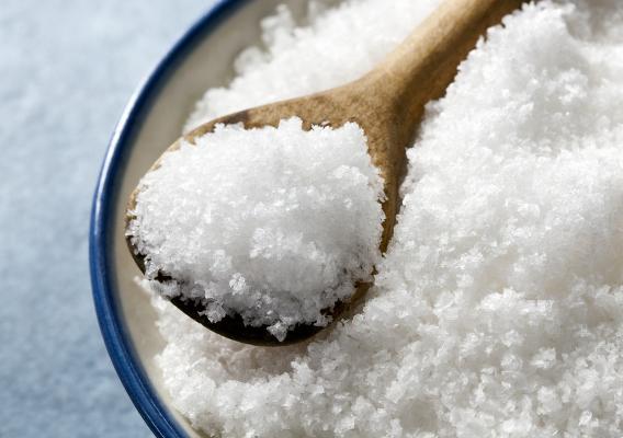 Лечение аллергии с помощью соли