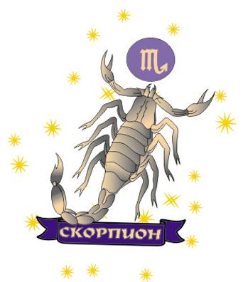 ребенок рожденный под знаком скорпион